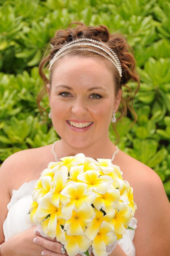 Hawaiian Flower Bouquets